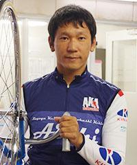 福田真平選手