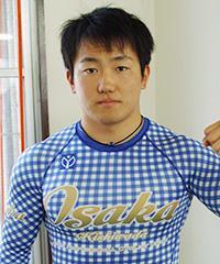 中釜章成選手