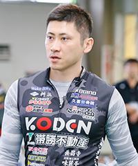 金子哲大選手