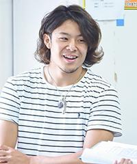 川越勇星選手