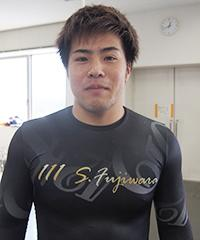 藤原俊太郎選手