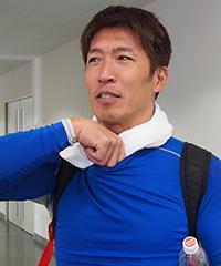 西谷岳文選手