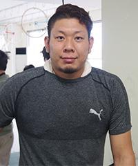 井田晶之選手