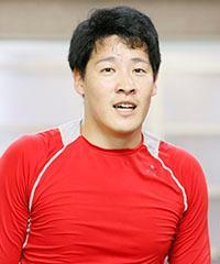 横関裕樹選手