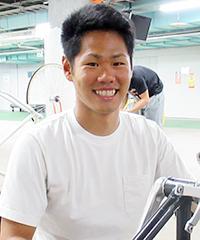 伊藤颯馬選手