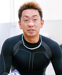 中本匠栄選手