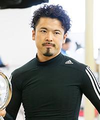 磯田旭選手