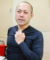 天田裕輝選手