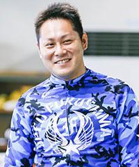 佐藤一伸選手