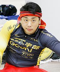 清水裕友選手