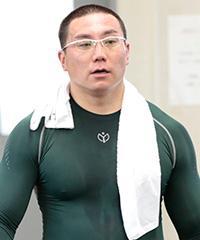 橋本智昭選手