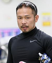 吉田敏洋選手