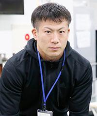 竹内雄作選手