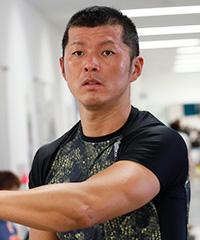 松谷秀幸選手