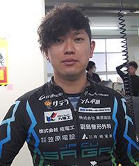 成松春樹選手