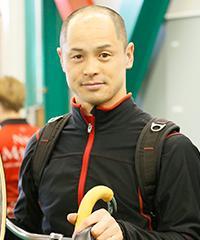 北津留翼選手