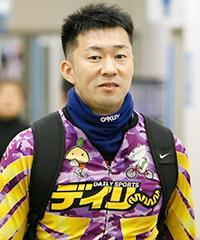 稲毛健太選手