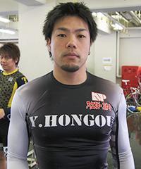 本郷雄三選手