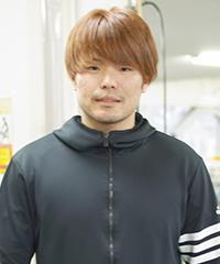 田上晃也選手
