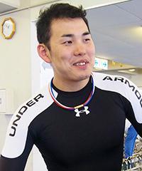 笠松将太選手