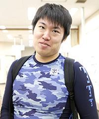 格清洋介選手