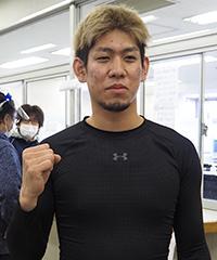 武田亮選手