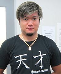 松坂侑亮選手