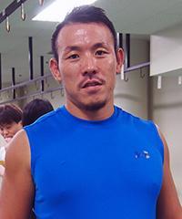 佐山寛明選手