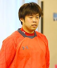 金ヶ江勇気選手