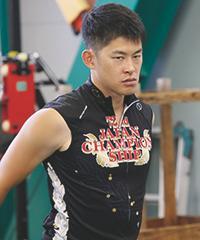 西村光太選手